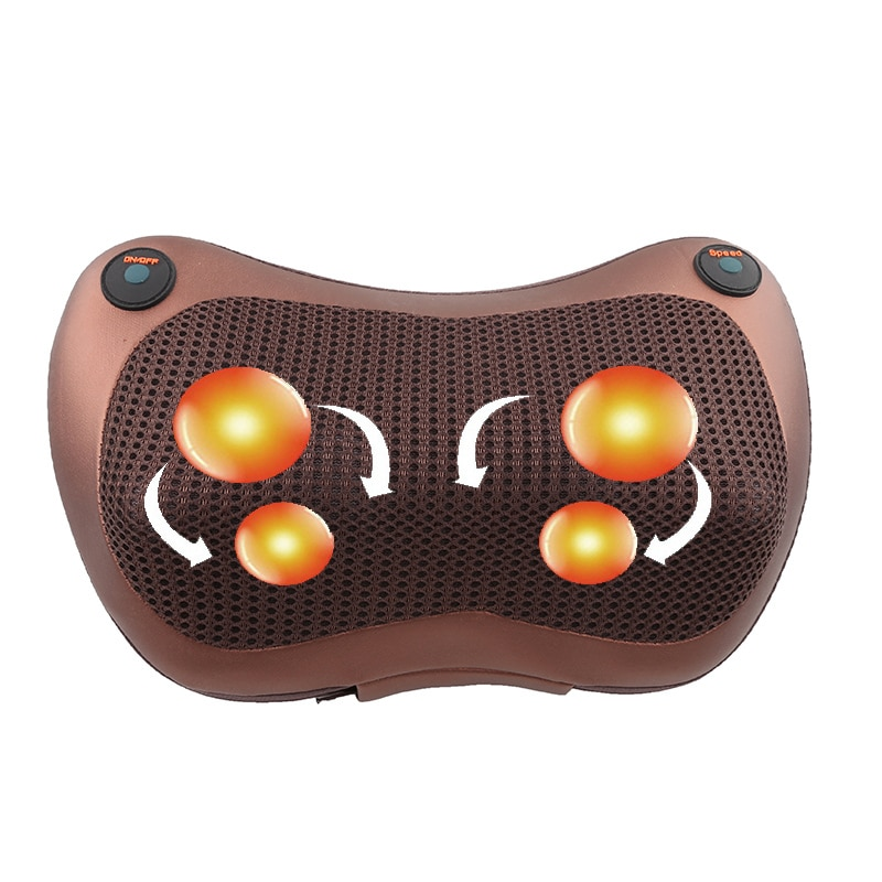 Massage Pillow with Automatic Timer